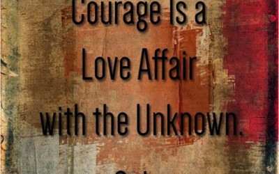The Courage of Not Knowing