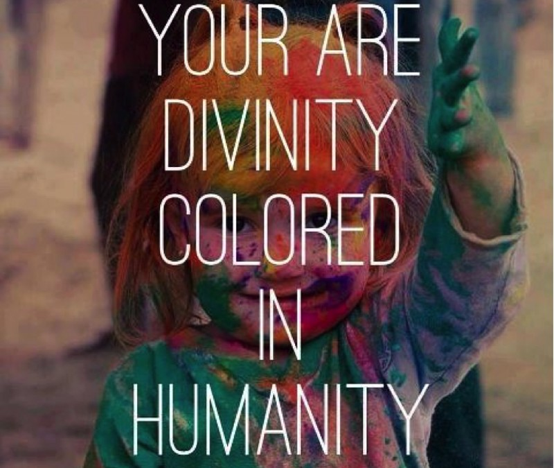 True Colors – An Act of Courage